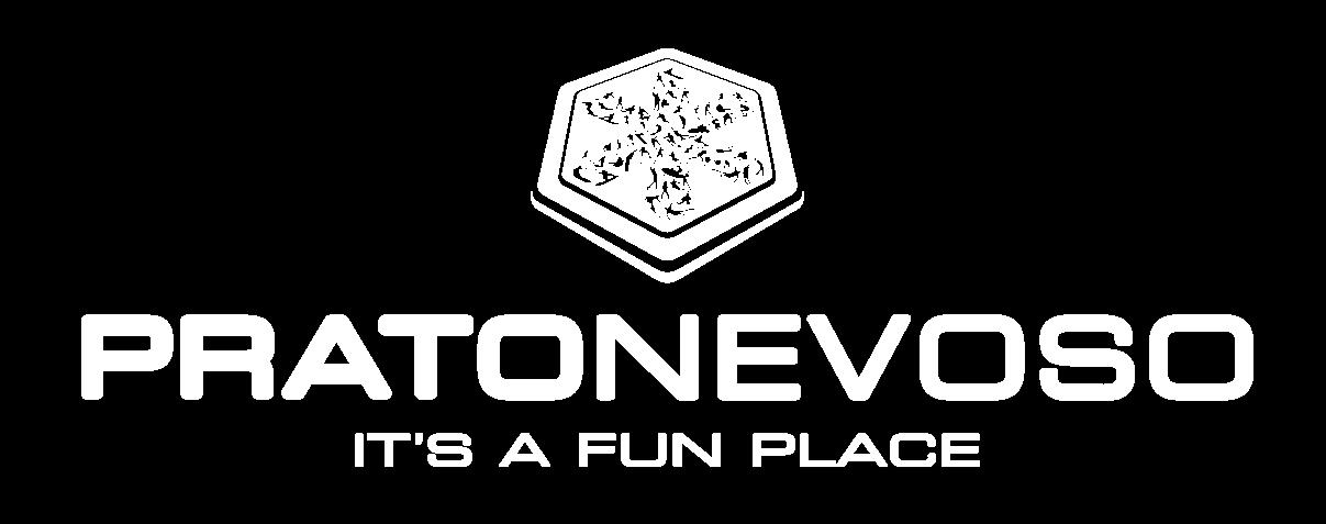Logo PRATO NEVOSO white video